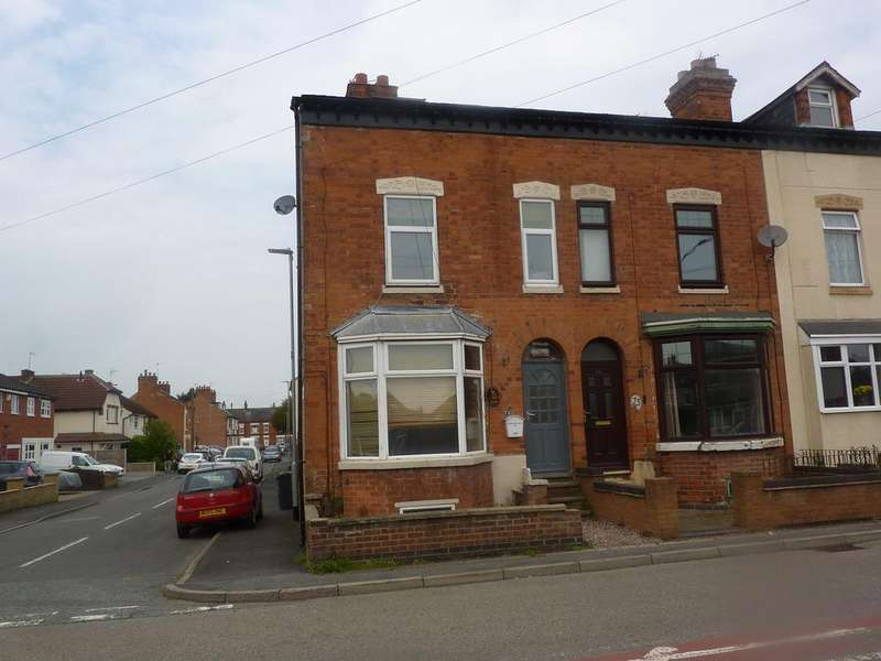 3 Bedrooms End Of Terrace House for sale in Fosse Way, Syston, Leicester, LE7