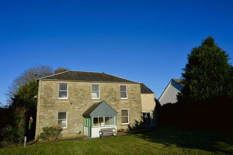 4 Bedrooms Farm House Character Property for sale in Kirkhill Farmhouse, Hannah Wynd, St. Quivox