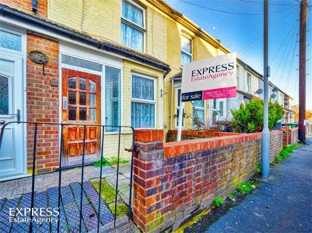 2 Bedrooms End Of Terrace House for sale in Jubilee Road, High Wycombe, Buckinghamshire