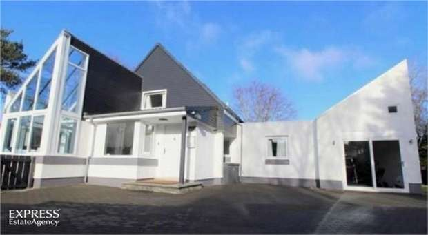 4 Bedrooms Detached House for sale in Sauchen, Inverurie, Aberdeenshire