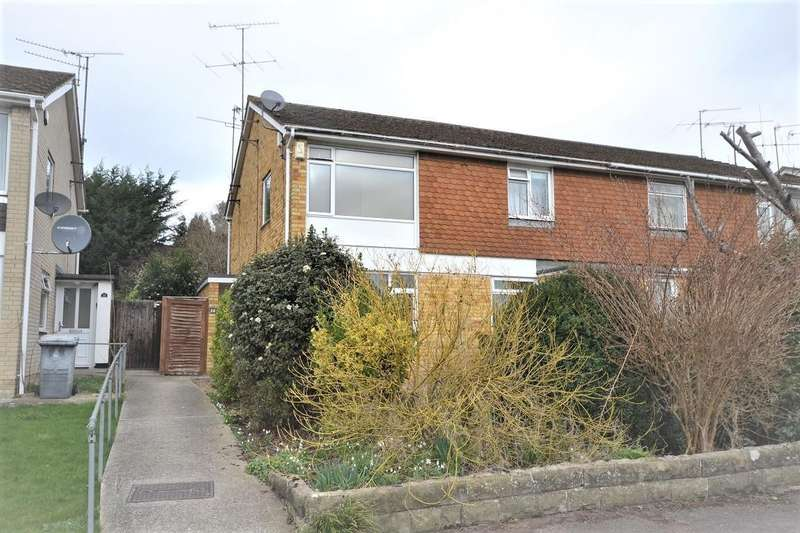 2 Bedrooms Apartment Flat for sale in Luscombe Close, Caversham, Reading