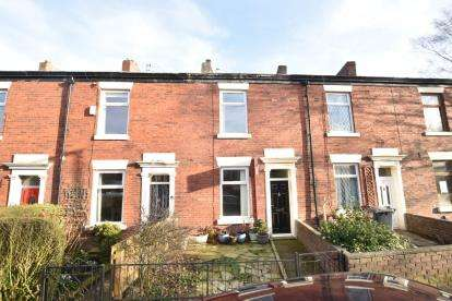 2 Bedrooms Terraced House for sale in Hope Terrace, Blackburn, Lancashire