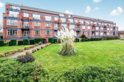 2 Bedrooms Flat for sale in Ullswater House, 203 Mossley Hill Drive, Liverpool, Merseyside, L17