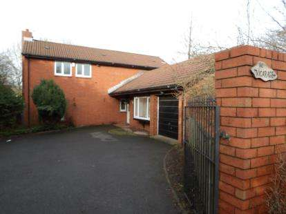 4 Bedrooms Detached House for sale in Admirals Road, Birchwood, Warrington, Cheshire, WA3