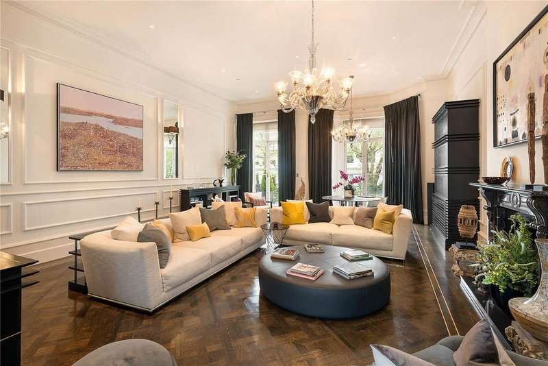 6 Bedrooms Terraced House for sale in Vicarage Gate, Kensington, London
