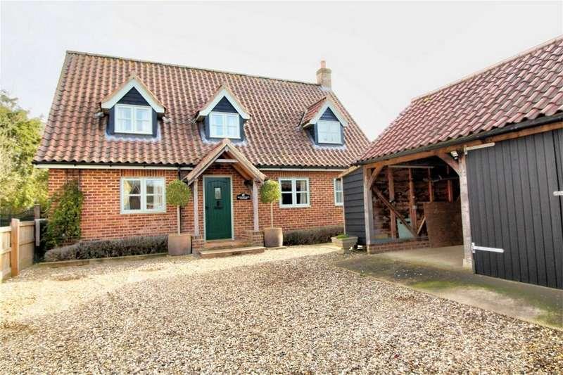 4 Bedrooms Detached House for sale in 27a Long Street, NR17 1LL, Great Ellingham, ATTLEBOROUGH, Norfolk