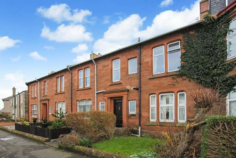 2 Bedrooms Flat for sale in Welbeck Crescent, Troon, South Ayrshire, KA10 6AR