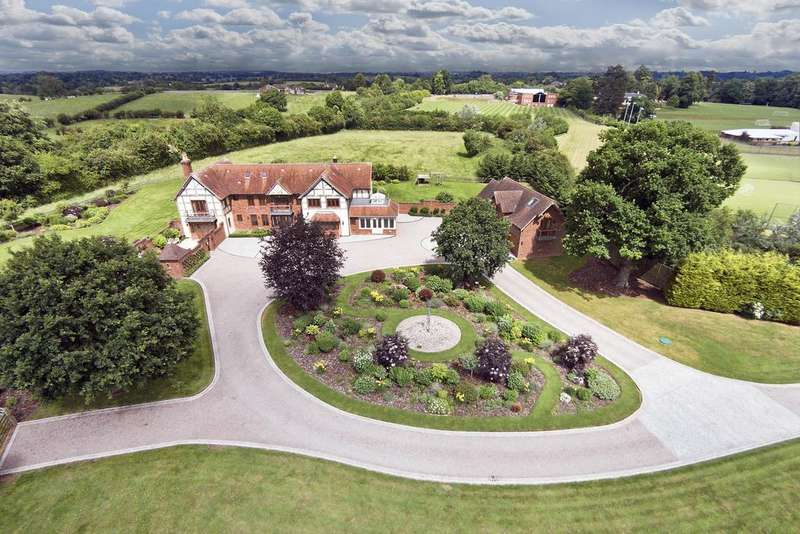 6 Bedrooms Detached House for sale in Stratford Road, Henley In Arden, B95
