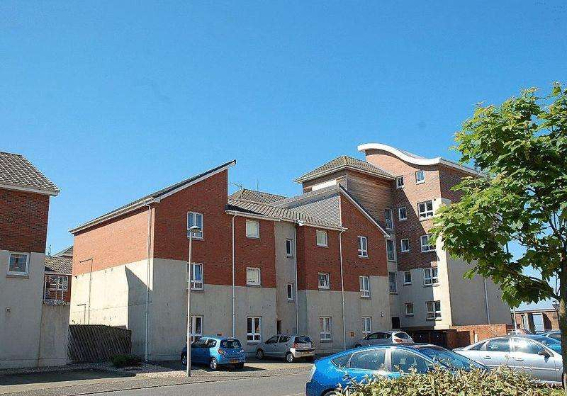 2 Bedrooms Flat for sale in Inkerman Court, Ayr