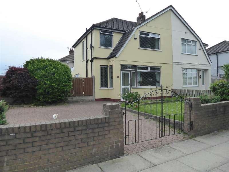 3 Bedrooms Property for sale in Tarbock Road, Liverpool, L36 5TH
