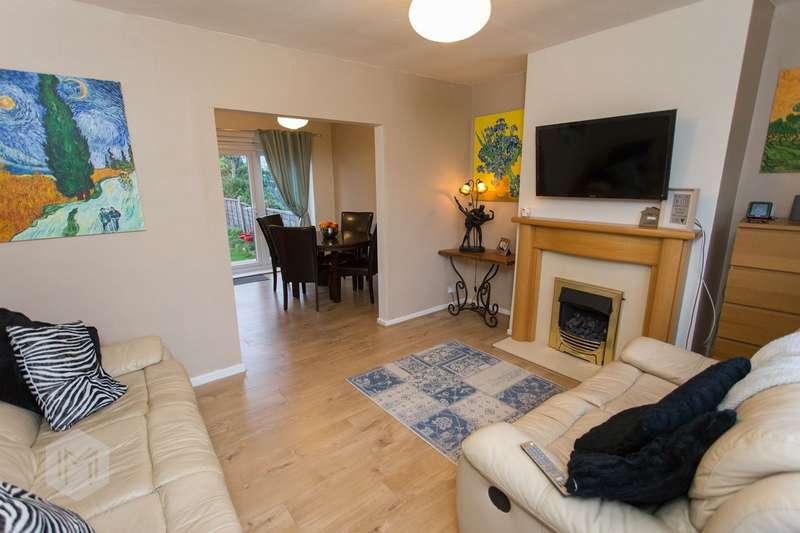 3 Bedrooms Semi Detached House for sale in Coniston Road, Blackrod, Bolton, BL6