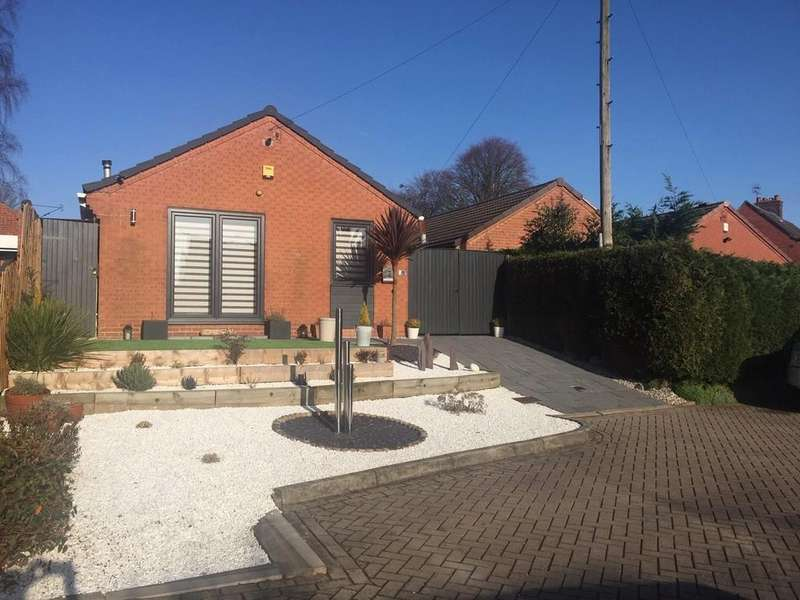 4 Bedrooms Detached Bungalow for sale in Morleyfields Close, Ripley