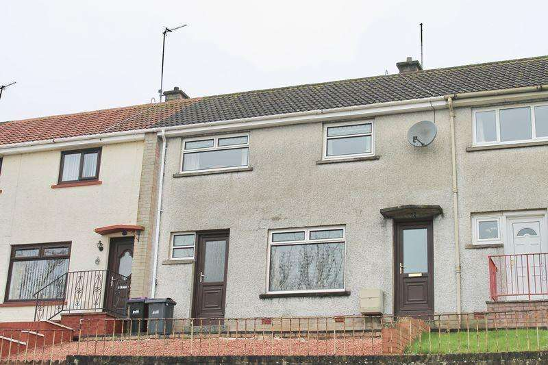 2 Bedrooms Terraced House for sale in Roderick Lawson Terrace, Maybole