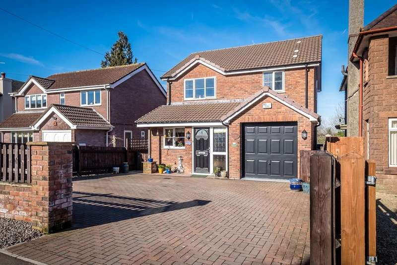 3 Bedrooms Detached House for sale in Joyford Hill, Coleford
