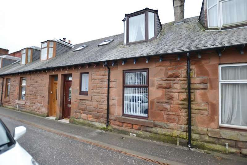 3 Bedrooms Terraced House for sale in West Main Street, Darvel , East Ayrshire, KA17 0HA
