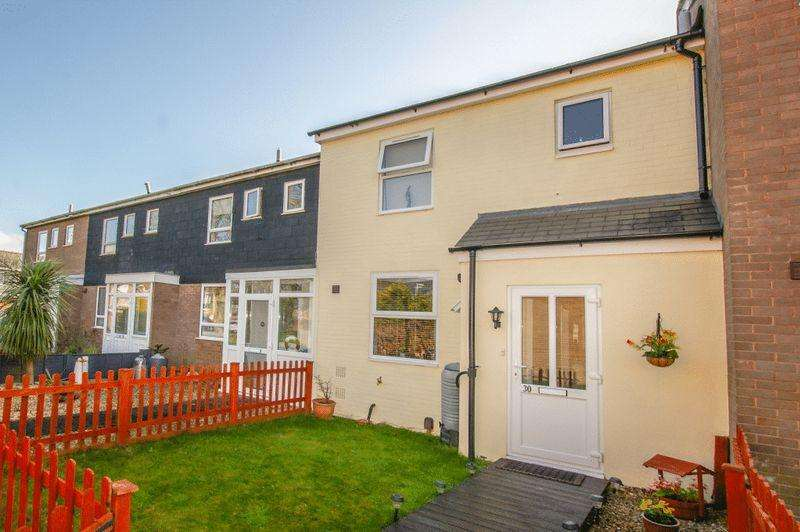 3 Bedrooms Terraced House for sale in Chanter Court, Exeter