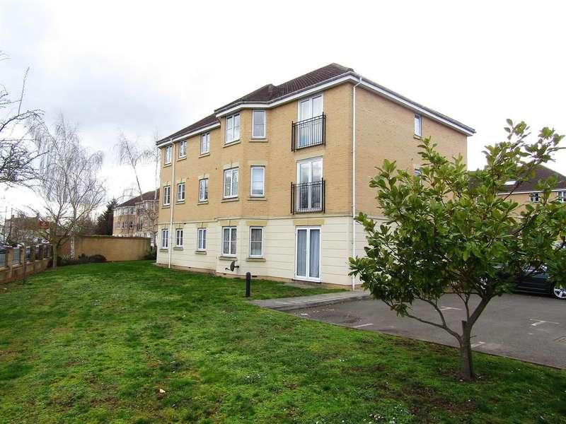 2 Bedrooms Flat for sale in Scholars Walk, Slough