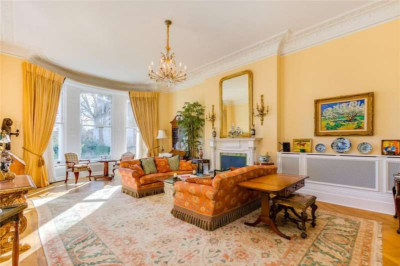 4 Bedrooms Flat for sale in Bolton Gardens, London, London