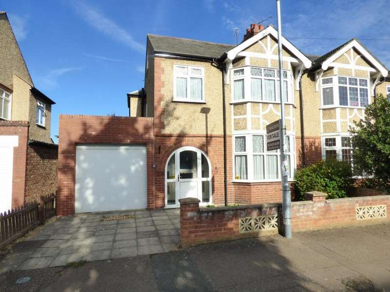 5 Bedrooms Semi Detached House for sale in Kempston, Beds, MK42 8BT
