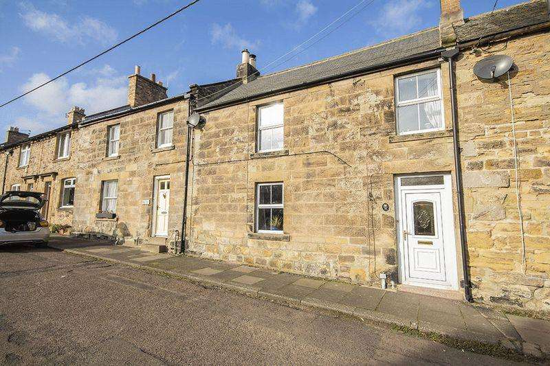 4 Bedrooms Terraced House for sale in West Street, Belford