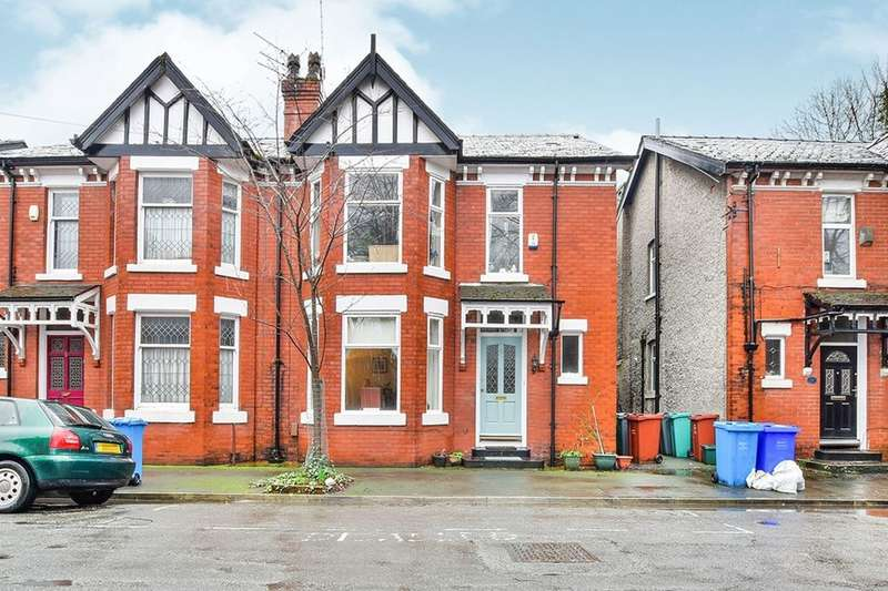 4 Bedrooms Semi Detached House for sale in Cromer Avenue, Didsbury/ West Didsbury , Manchester, M20