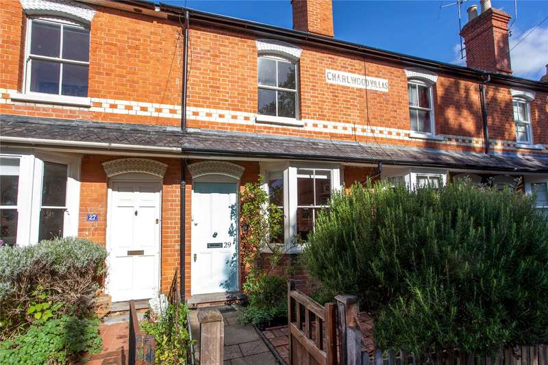 2 Bedrooms Terraced House for sale in Ruscombe Road, Twyford, Reading, Berkshire, RG10