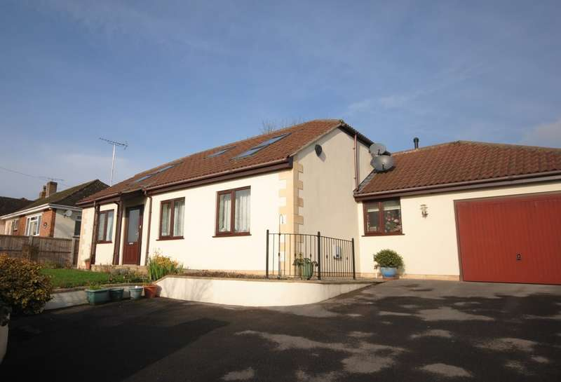 4 Bedrooms Detached House for sale in Tweentown, Cheddar