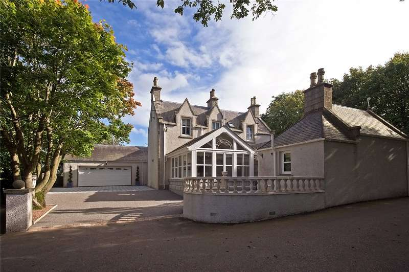 5 Bedrooms Equestrian Facility Character Property for sale in Derranbank, Clola, Peterhead, Aberdeenshire, AB42