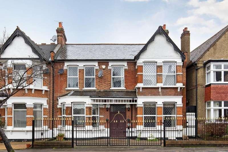 6 Bedrooms Semi Detached House for sale in Sylvan Road, Wanstead