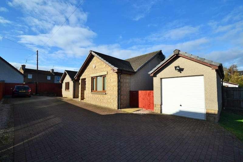 3 Bedrooms Detached Bungalow for sale in 12A Grange Road, Broxburn EH52 5HL