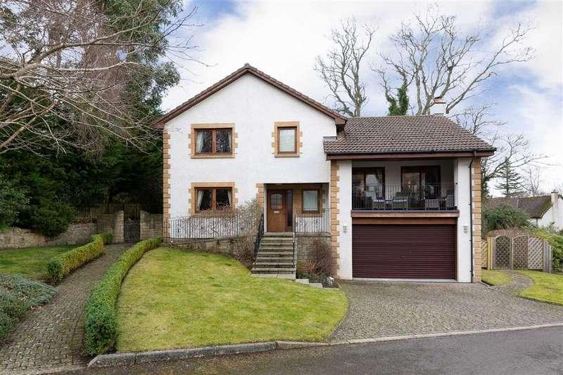 5 Bedrooms Detached House for sale in Hepburn Gardens, St Andrews