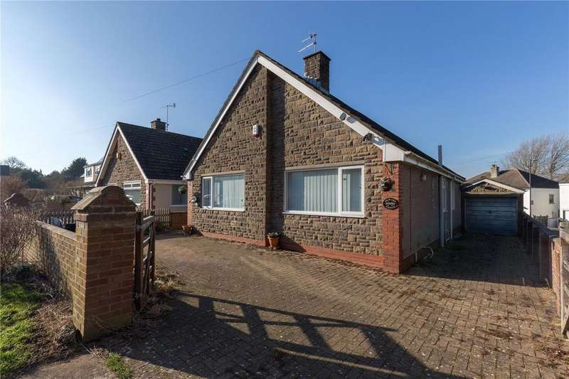 3 Bedrooms Bungalow for sale in Gilslake Avenue, Bristol, BS10