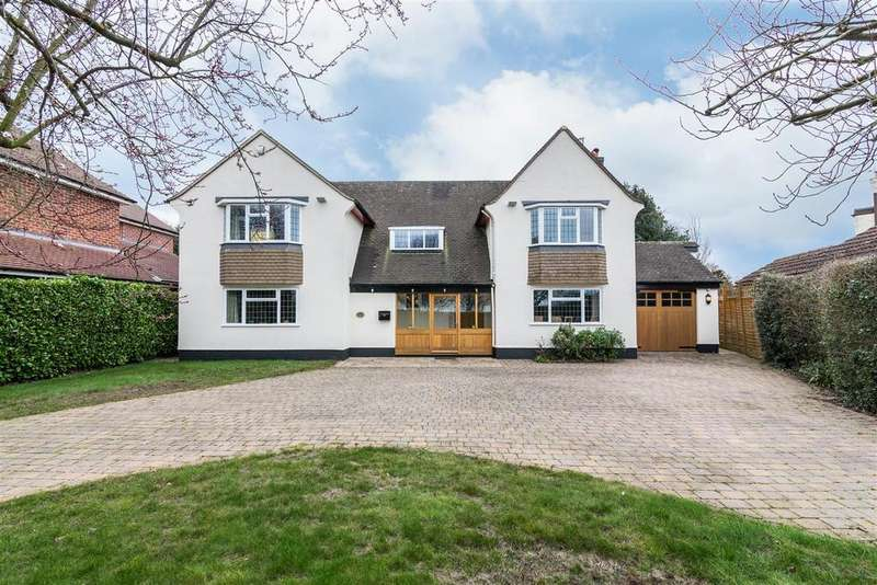 5 Bedrooms Detached House for sale in Clipston Lane, Normanton-on-the-Wolds, Keyworth, Nottingham