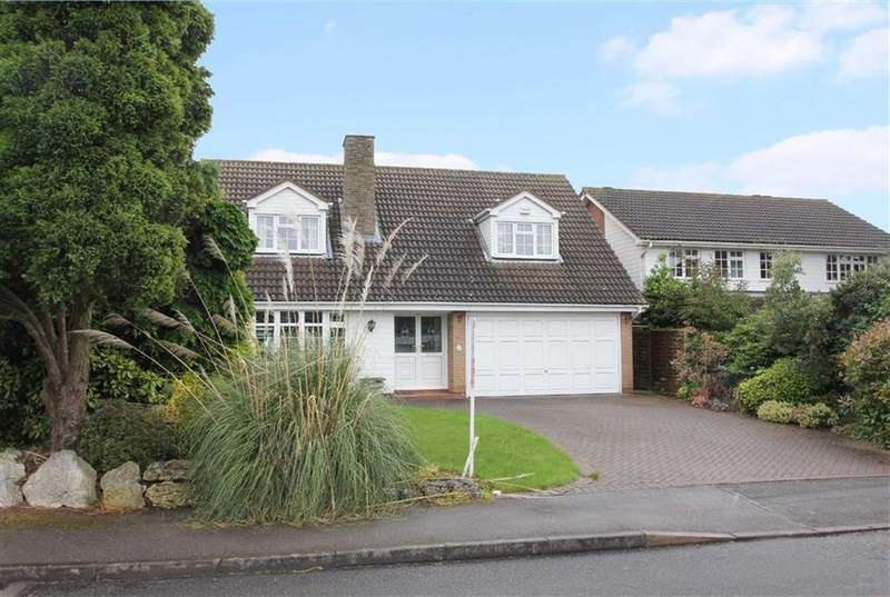 4 Bedrooms Detached House for sale in The Yews, Oadby, Leicestershire