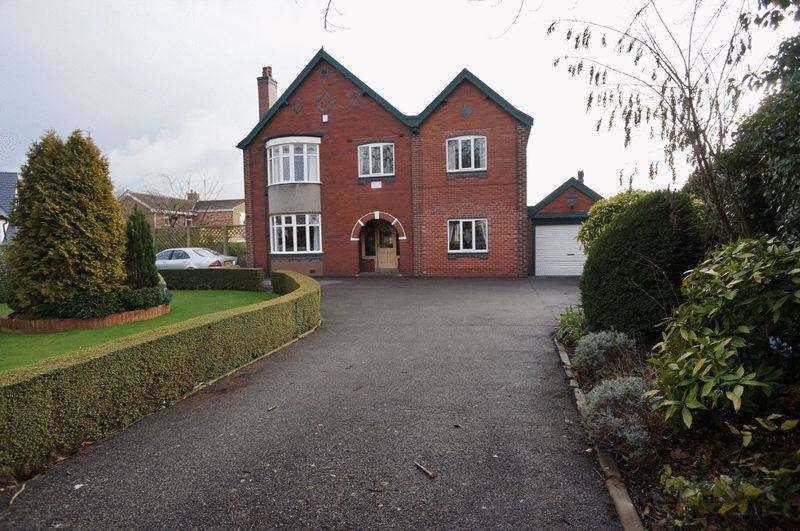 6 Bedrooms Detached House for sale in Green Lane, Pontefract