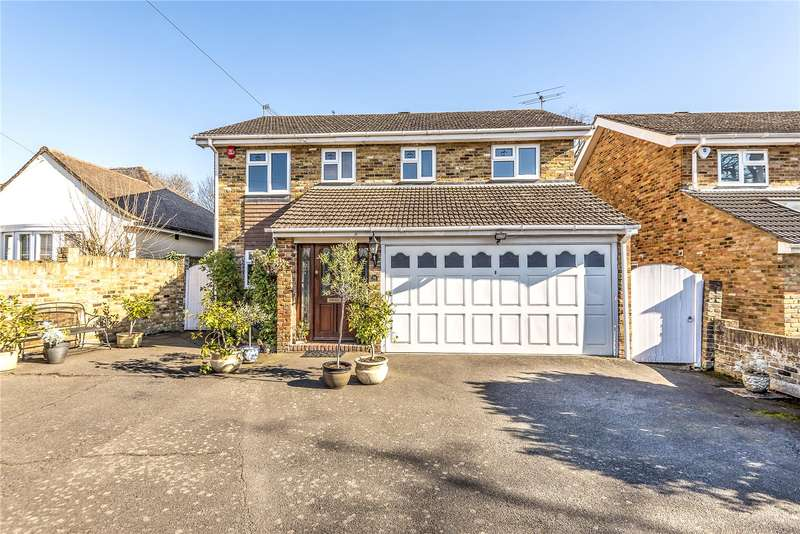 4 Bedrooms Detached House for sale in Rogers Lane, Stoke Poges, Buckinghamshire, SL2