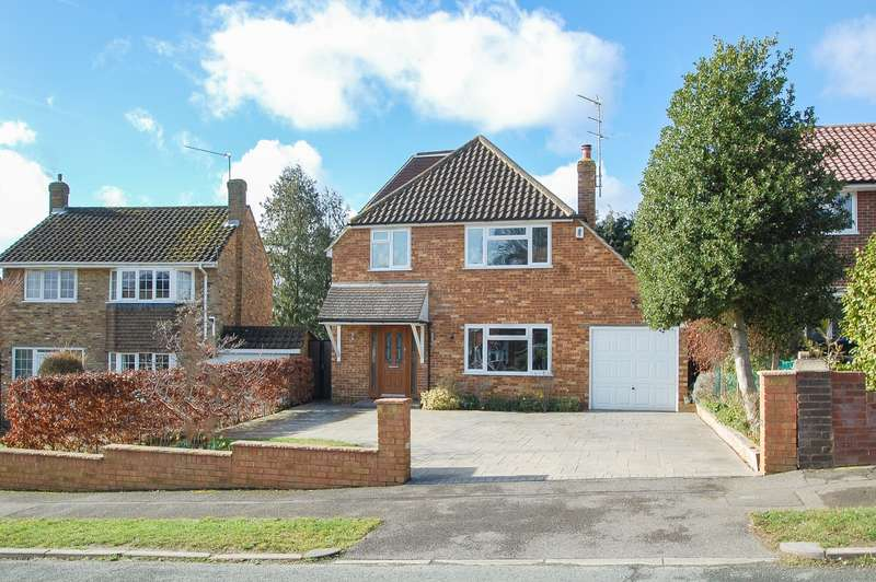 5 Bedrooms Detached House for sale in Hazell Way, Stoke Poges, SL2