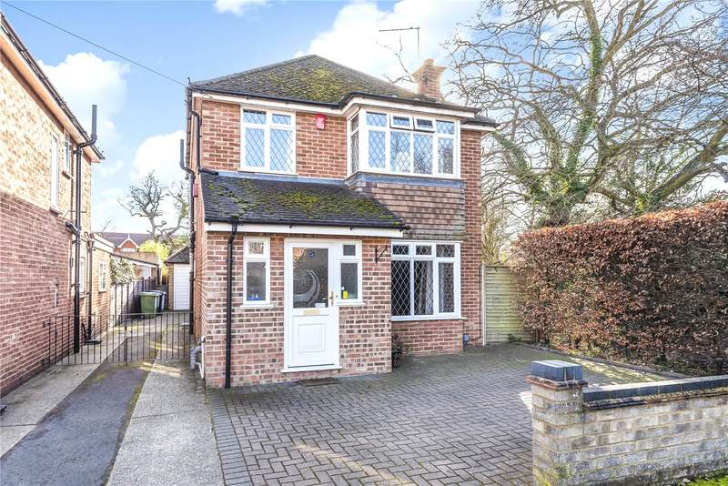 4 Bedrooms Detached House for sale in Coopers Row, Iver, Buckinghamshire, SL0