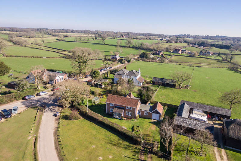3 Bedrooms Cottage House for sale in Fritham, New Forest, Hampshire