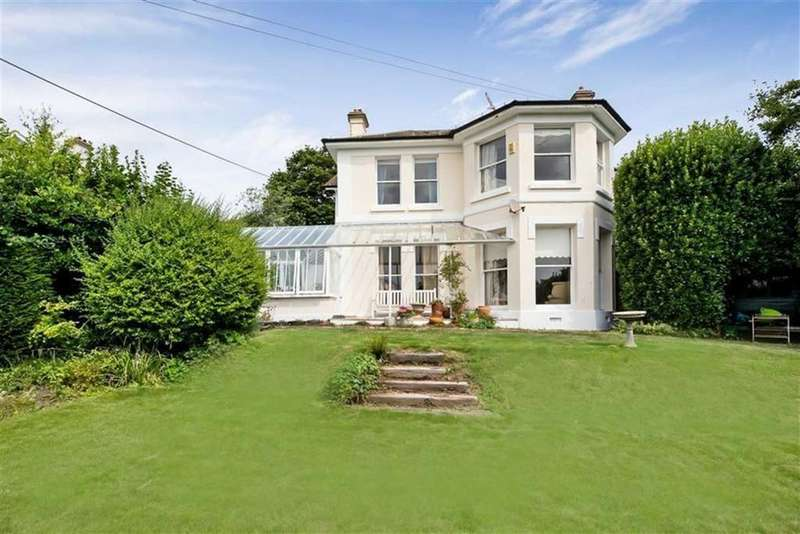 6 Bedrooms Detached House for sale in Longlands, Dawlish, Devon, EX7