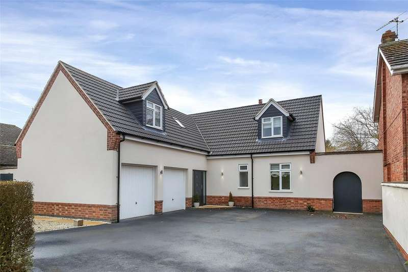 3 Bedrooms Detached House for sale in Syston Road, Queniborough, Leicestershire