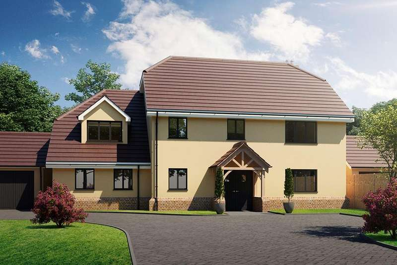 6 Bedrooms Detached House for sale in Hoe Lane, Nazeing