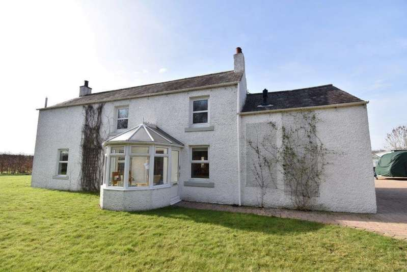 4 Bedrooms Detached House for sale in Aikrigg Cottage, Thurstonfield, Carlisle CA5