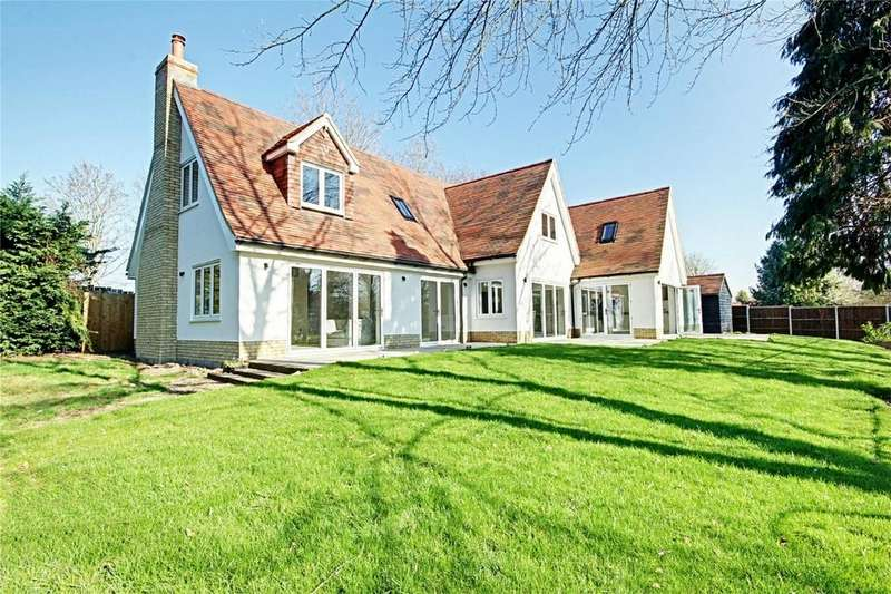 5 Bedrooms Detached House for sale in Matching Green, Matching Green, Essex