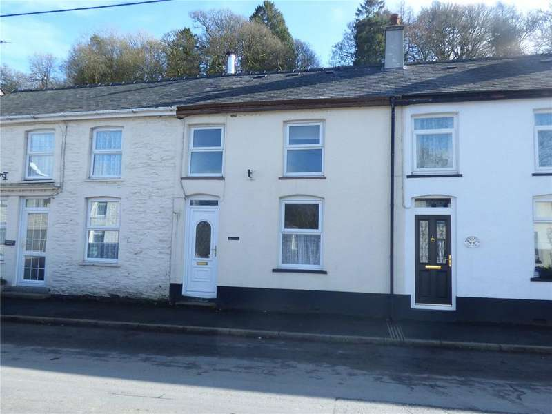 3 Bedrooms Terraced House for sale in Llangammarch Wells, Powys