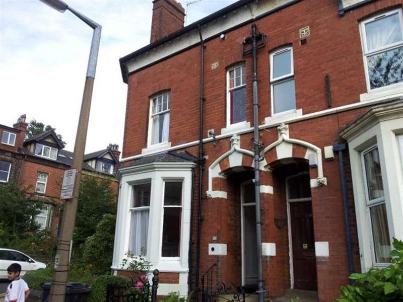 10 Bedrooms Terraced House for rent in Regent Park Avenue, Hyde Park, Leeds, LS6 2AU