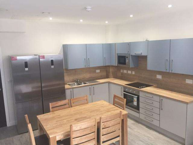 5 Bedrooms Flat for rent in 4 Bishop Street, Leicester LE1