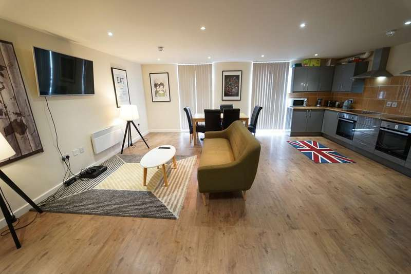 6 Bedrooms Flat for rent in Huntingdon Street, City Centre