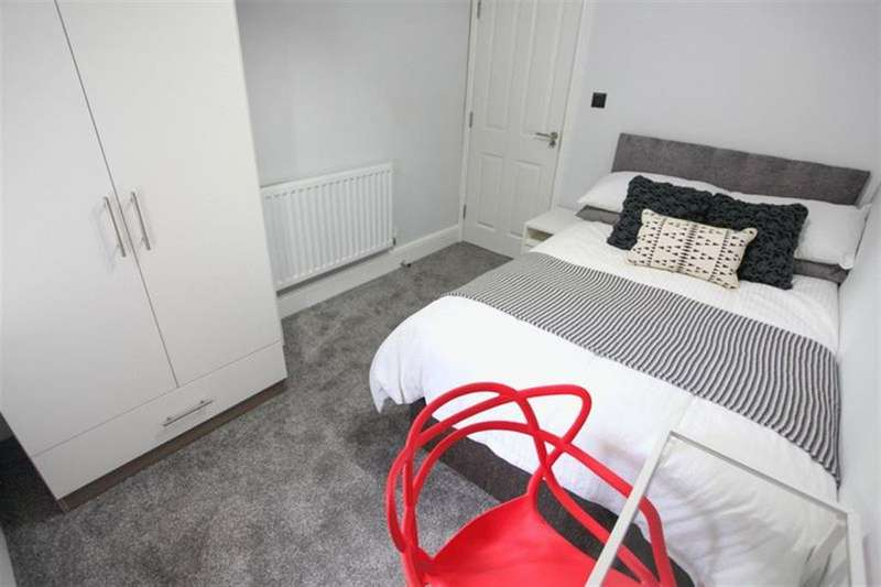 6 Bedrooms Terraced House for rent in Redgrave Street, Liverpool, L7 0ED