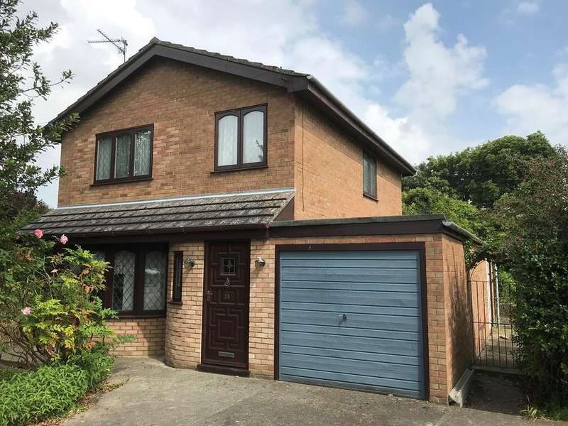 3 Bedrooms Detached House for sale in St Andrews Road, Spalding, PE11